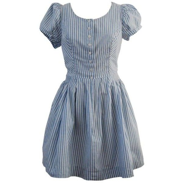 1000  ideas about Striped Vintage Dresses on Pinterest  1960s ...