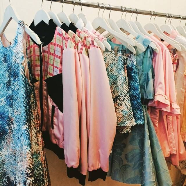New arrivals at @lady_petrova #wndlnd #ss15 #collection #ladypetrova #pastel #clothing #pretty #designer #melbourne #boutique #cbd #melb #fashion