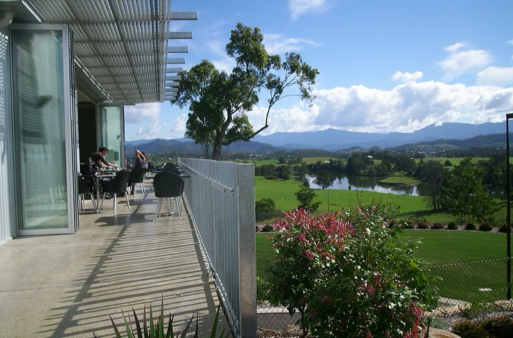 Tweed River Art Gallery Cafe | The cakes are so delicious! | Murwillumbah