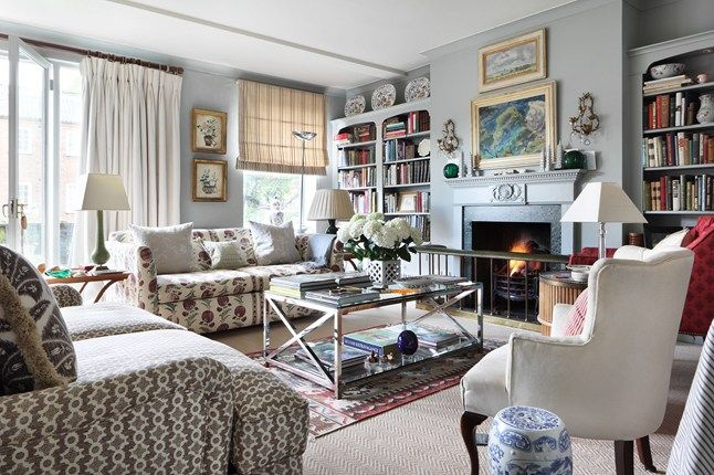 See inside Lavina Bolton's charming London flat on HOUSE - design, food and travel by House & Garden.
