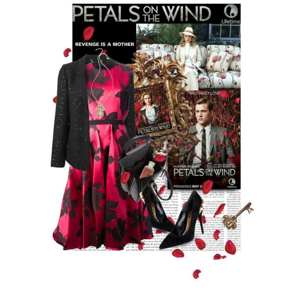 book petals in the wind