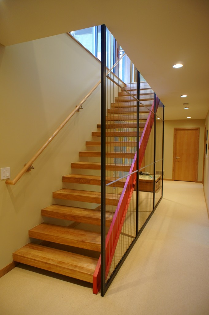 415 melhores imagens de stairs no - La residence farquar lake de altus architecture design ...