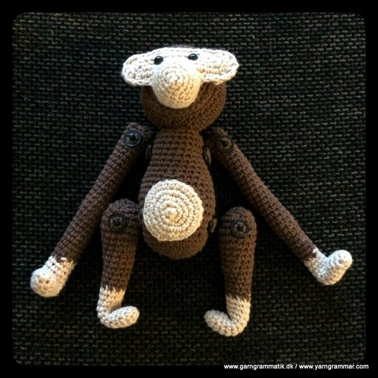 Amigurumi Attaching Arms : 17 Best images about Crochet basic on Pinterest ...