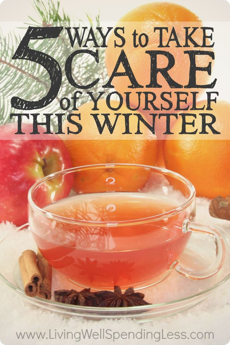 Is it really possible to keep yourself--and your family--healthy during cold and flu season?  Don't miss these five smart ways to take care of yourself this winter!