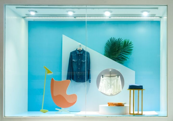 OCE Flagship Store by Guangzhou – China » Retail Design Blog