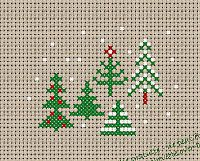 Small+Cross+Stitch+Patterns+Free | cross stitch patter_christmas tree_02