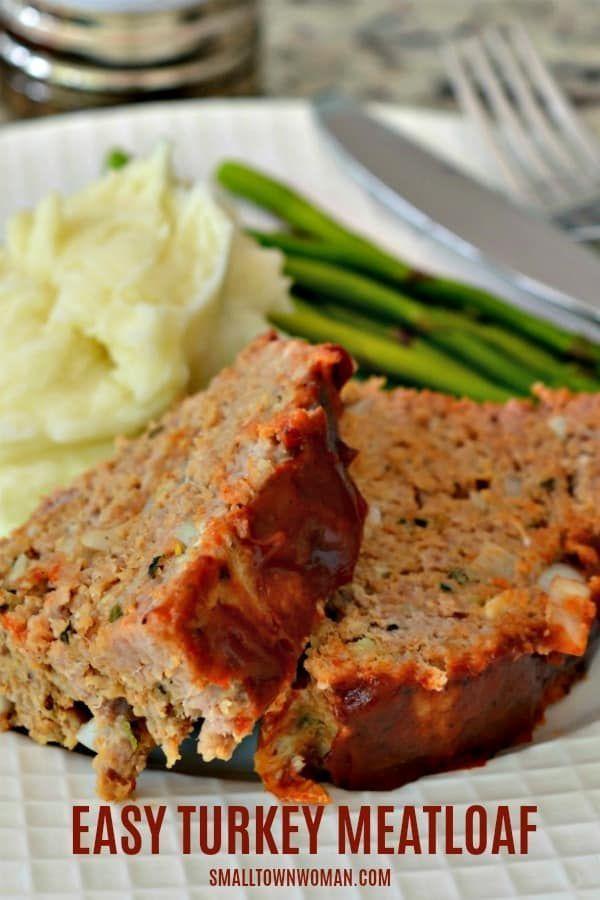 Easy Turkey Meatloaf Recipe Turkey Meatloaf Easy Turkey Meatloaf Moist Turkey Meatloaf