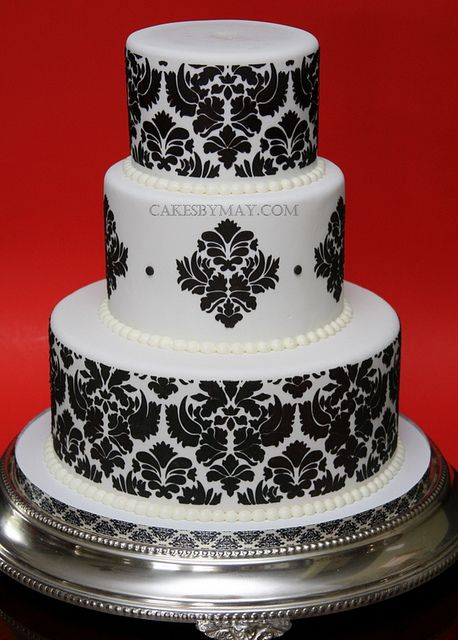 wedding cake stencil 17 best ideas about damask patterns on free 8770