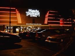 The Movie Tavern -- Where else can you watch a movie in 3D, eat a great Philly steak sandwich, and sink a few beers?