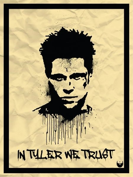 tyler durden design - photo #13