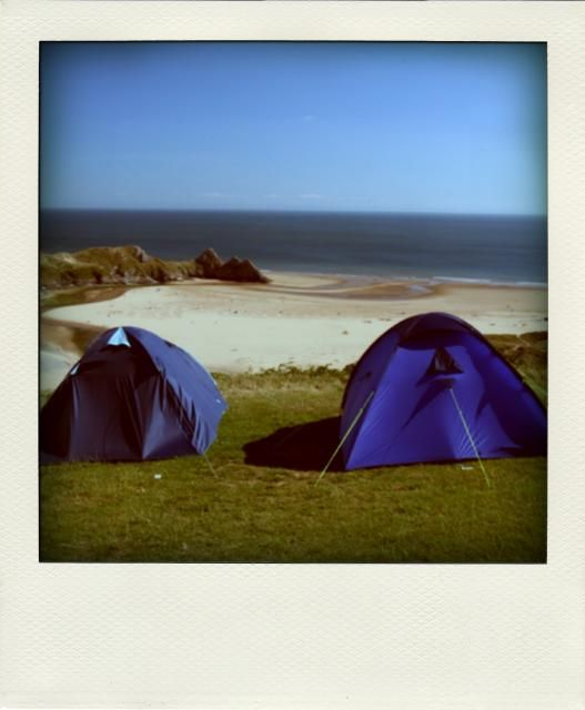 The best UK campsites near beaches | Cool Camping. That's more like it!
