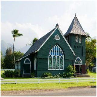Church style homes