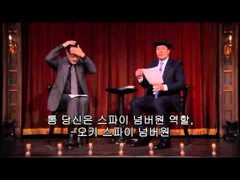 [지미 팰런 쇼] 톰 행크스- 초딩 대본도 살려내는 연기력ㅋㅋㅋ(자막有) - YouTube
