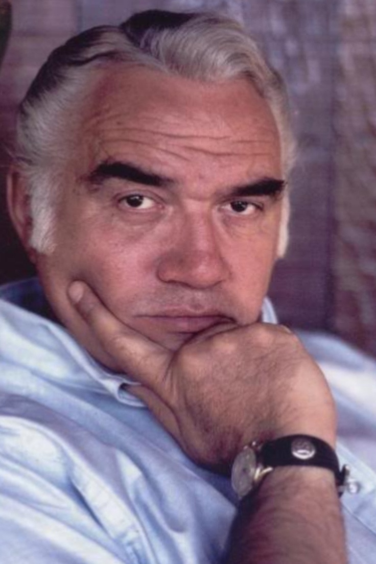 Lorne Greene famous for his role as Ben Cartwright