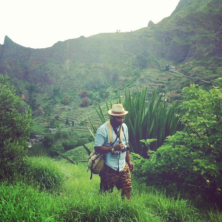 Hiking in the mountains of Santo Antao #Kaapverdie #CaboVerde #CapeVerde