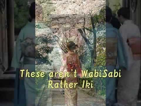 """侘び寂びとは?What is """"WabiSabi""""わびさびMost Basis part of Japanese Spiritual Culture."""