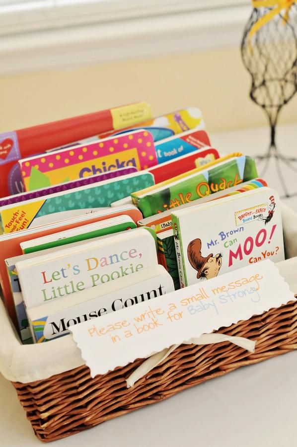Baby Gift Baskets With Books : The best images about baby shower ideas on