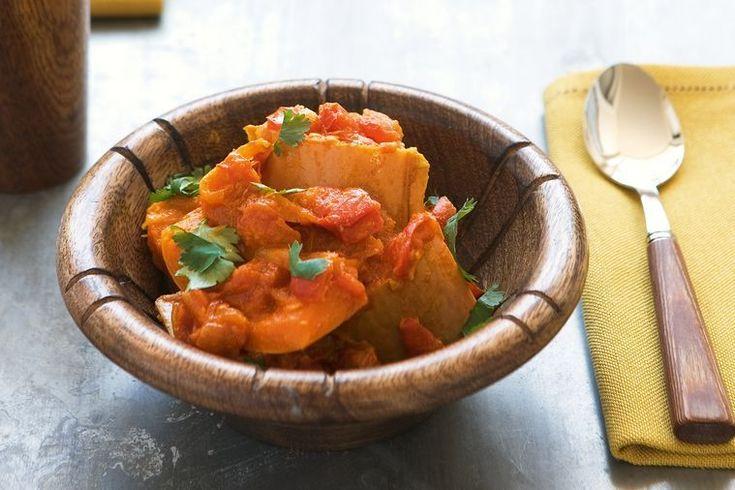 Pakistani spiced pumpkin
