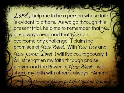 ❥ Yes, Lord....Memories Mi Life, Encouragement Messages, Memoriesmi Life, Life Simplify, Spirituality Messages