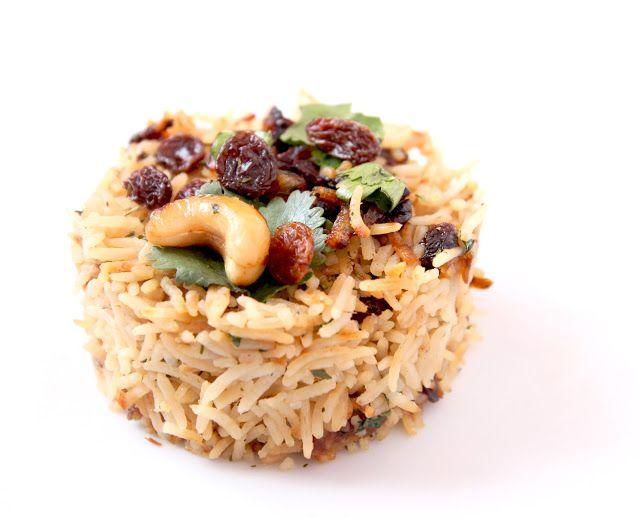 La Cuisine de Bernard : Le Riz Indien aux Fruits Secs