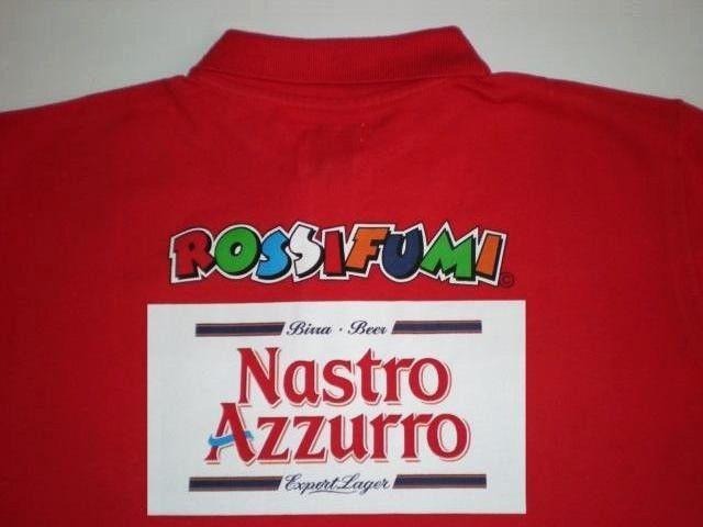 Nastro Azzurro Aprilia Polo 1997