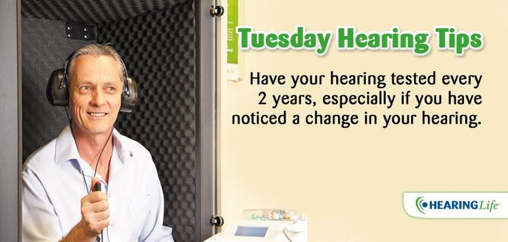 Have your hearing tested every two years, especially if you have noticed a change in your hearing. Click on the link below to find your nearest HEARINGLife clinic. http://hearinglife.com.au/about-us/hearing-clinics/