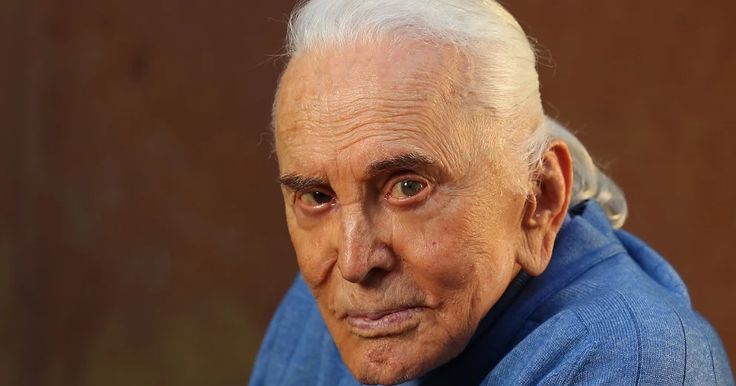 Кирк Дуглас(Kirk Douglas)-100 лет.