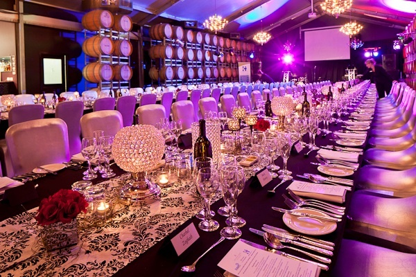 Tempus Two winery - a great place for a Hunter Valley awards night celebration