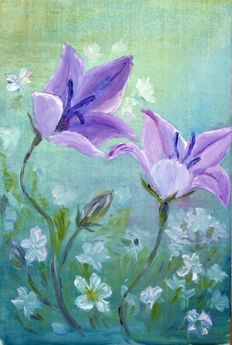 Nice Flower Impressionist from $34.99  | www.wallartprints.com.au #ImpressionismArt