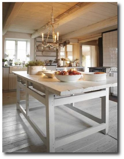 Country Home Swedish Style Rustic Scandinavian Country