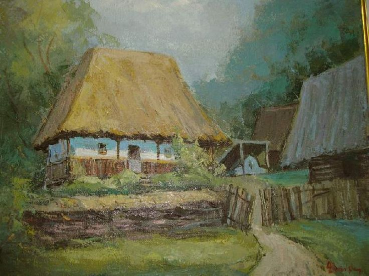 Andrei Branisteanu  - Casa din Tara Motilor