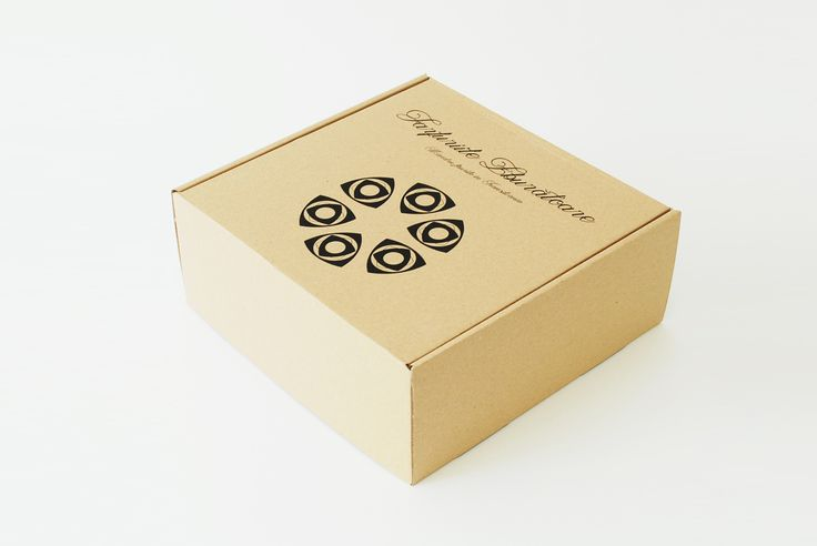 An inspirational gift idea designer plates set that comes in a beautiful cardboard box. by ubikubi.ro