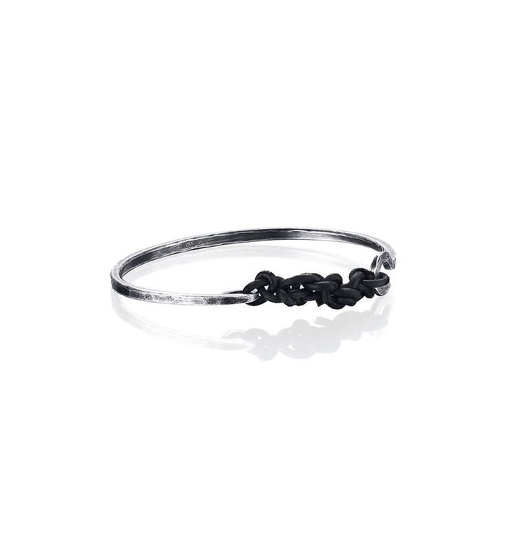 Efva Attling - Roots Leather bracelet #giveme #materialthings