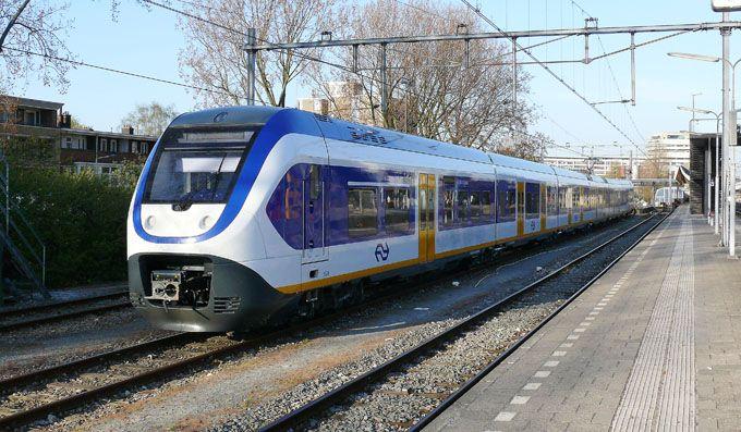 Tissetrang i toget - en artikel om hollandske tog uden toiletter.