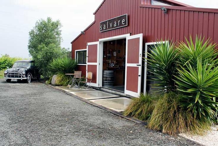 A fantastic venue for a platter & wine tasting! http://www.salvare.co.nz/