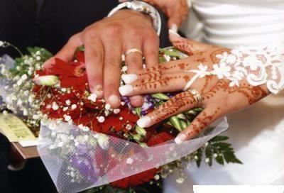 Belle photos de mariage | Les motifs du mehndi indien sont variés :
