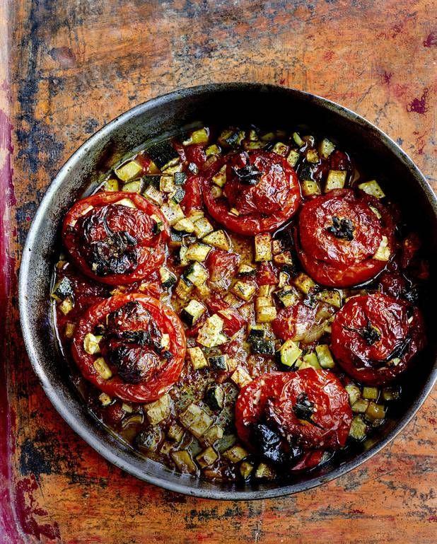 Tomates veggie pour 6 personnes - Recettes Elle à Table