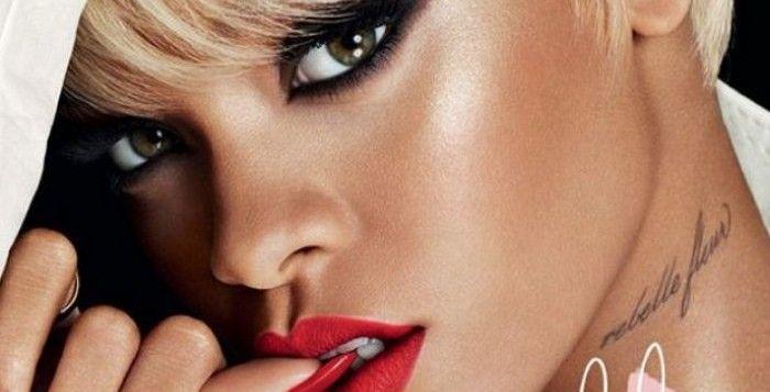 Rihanna Makyajı Nasıl Yapılır?  - http://www.makyajgunlugu.com/rihanna-makyaji-nasil-yapilir-n362.html