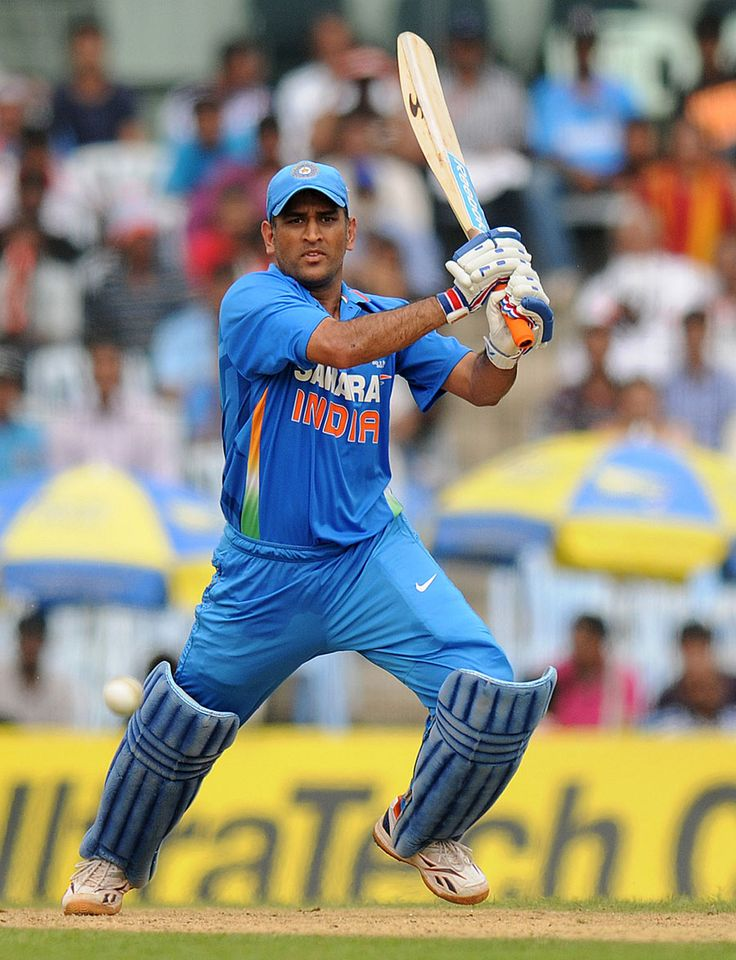 Mahindra Singh Dhoni - Perhaps the best captain in modern day cricket !