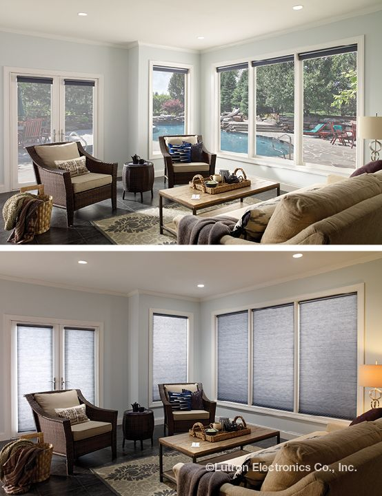 Utilize your #shading system to save additional energy beyond routine use  of shades.