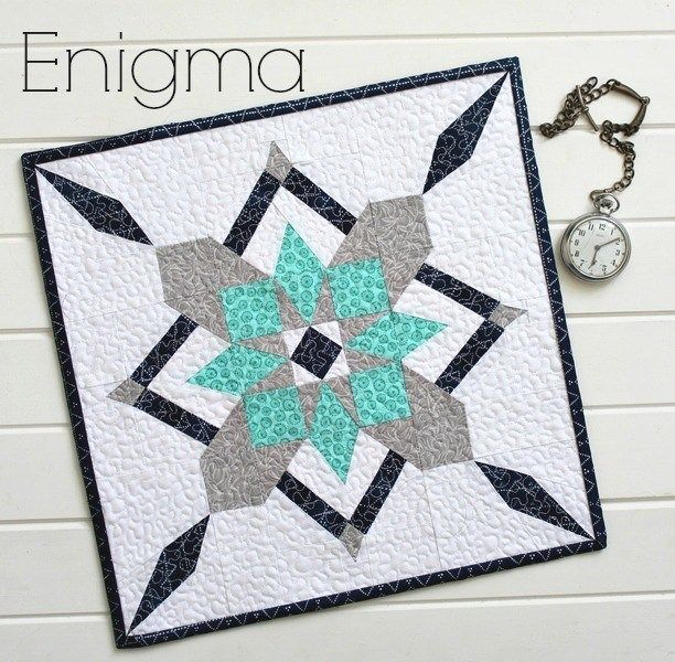 Threadbare Creations- Enigma PDF Pattern