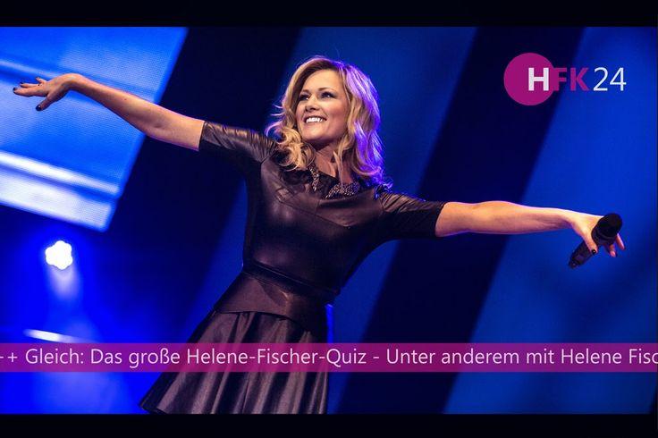 ARD und ZDF planen gemeinsamen Helene-Fischer-Kanal HFK24