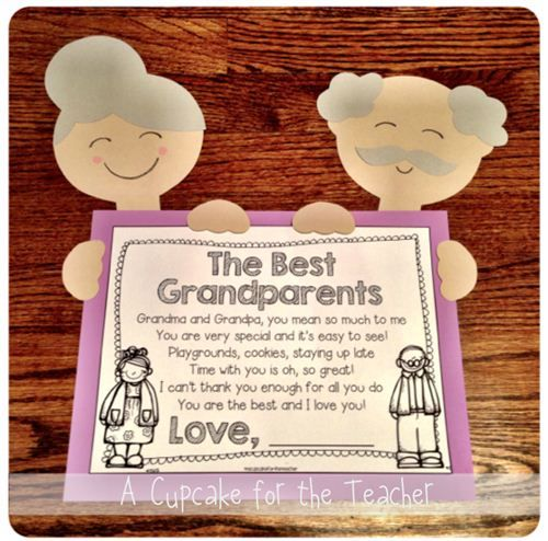Grandparents Day Poems | Best Grandparents Day Poems For Kids