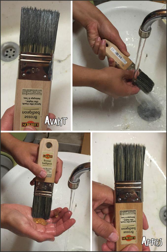 Astuces Comment Nettoyer Vos Pinceaux Et Rouleaux De Peinture Rouleau Peinture Nettoyer Pinceau Comment Nettoyer