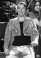 dancing snl saturday night live tina fey kyle mooney shimmy beck bennett noel wells thrusting mike obrien brooks wheelan john milhiser killer dance moves commit let your spirit die crotching man thighs #gif from #giphy