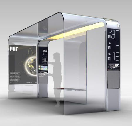 futuristic bus terminal - Google Search: Awesome TECH NEWS & REVIEWS at: http://smarthome-hometech.com #futuretechnology #future #technology