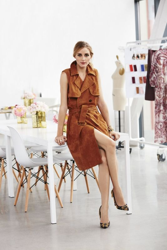 Nordstrom Launches Collection with Fashion Influencer Olivia Palermo