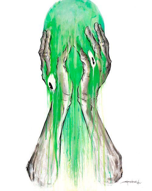 Alex Pardee  | Alex Pardee - BOOOOOOOM! - CREATE * INSPIRE * COMMUNITY * ART * DESIGN ...