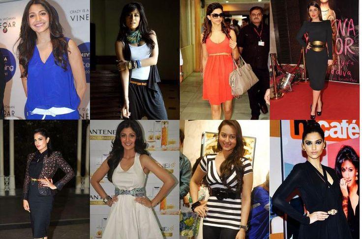 Fashionable Belt - Bollywood Celebrity Trends. http://www.xplorfashion.com/p/hollywood.html