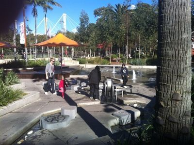 Darling Quarter #Playground - Amazing playground for kids of all ages